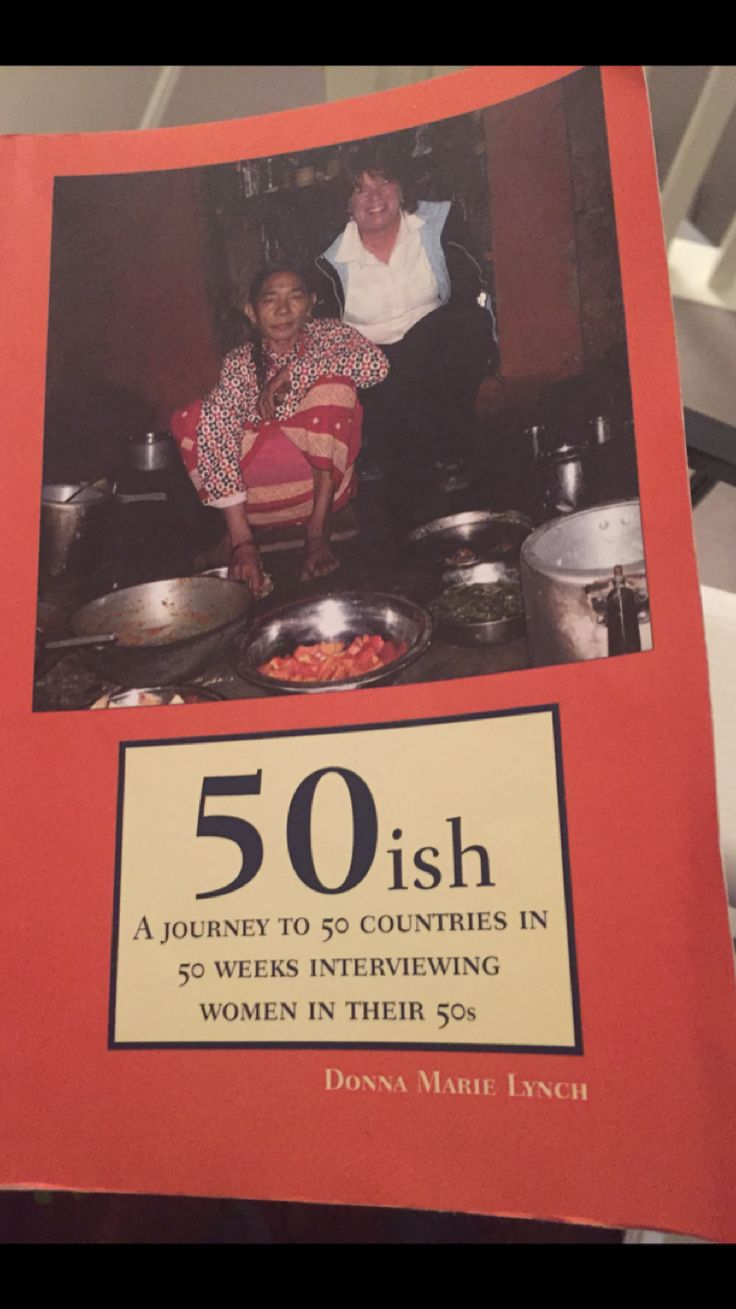 50ish by Donna Marie Lynch