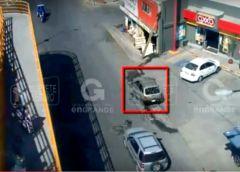 VIDEO: Captan asalto a tienda en Edomex