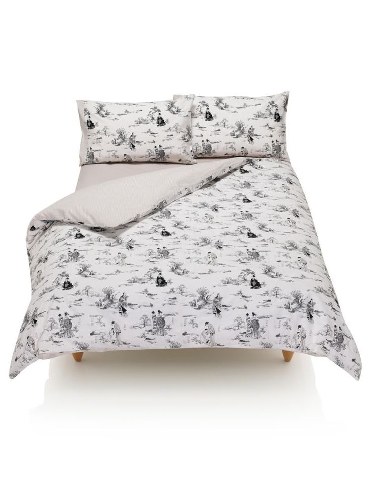 Toile Bedding Set | M&S
