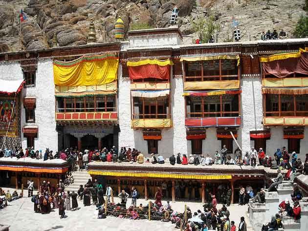 Hemis monastary Ladakh