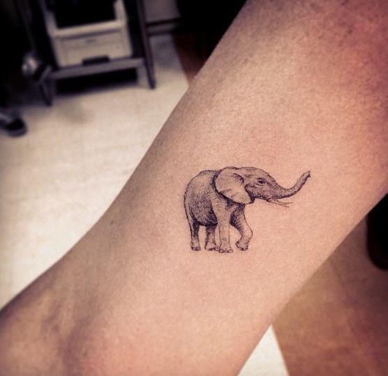 17 best ideas about elephant tattoos on pinterest