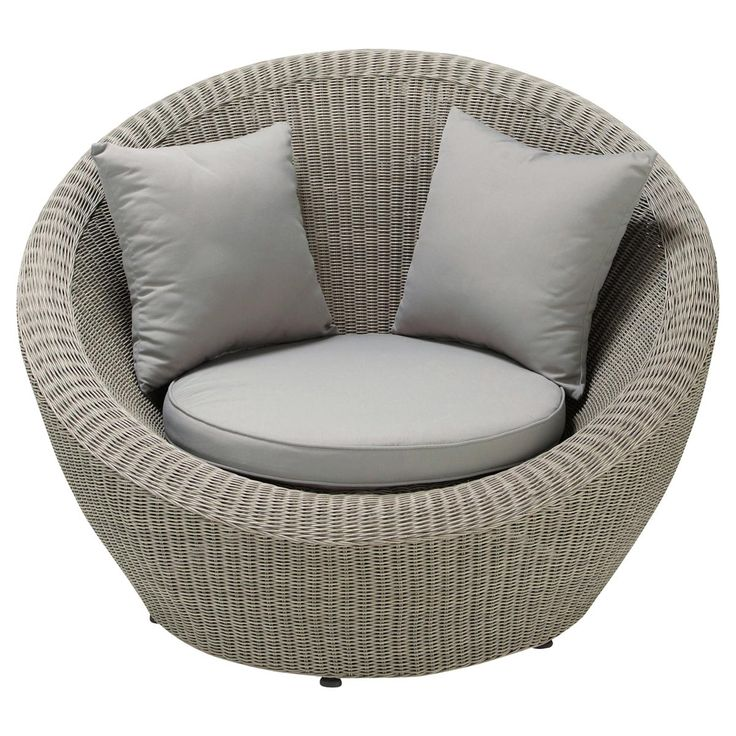 M s de 25 ideas incre bles sobre sillon redondo en for Sofa redondo jardin