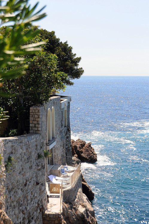 Seaside Balcony, Cap Estel, Eze, France