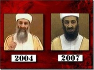 » Bin Laden, el Hombre del Saco  »   Nazanin Armanian - 4-Abril-2010 ¶ Este coco posmoderno comparte con el cuento infantil la dependencia que crea a los inventores, pues se vuelve necesario para provocar el miedo y la obediencia ciega, y justo por eso no se le elimina.