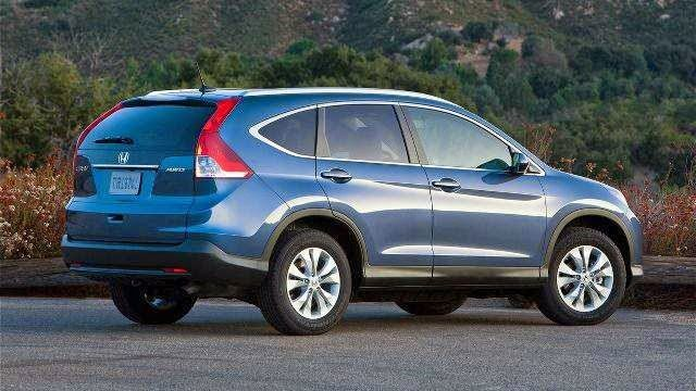 New Honda CR-V Changes 2015 | My News Cars