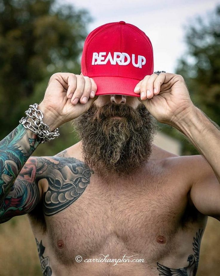 BEARDREVERED on TUMBLR | beardelicious: Victorio, @victorios_secret