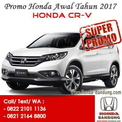 Promo Paket Kredit Super Deal DP Ringan Honda CR-V 2017 Bandung. Sales: 082221011136