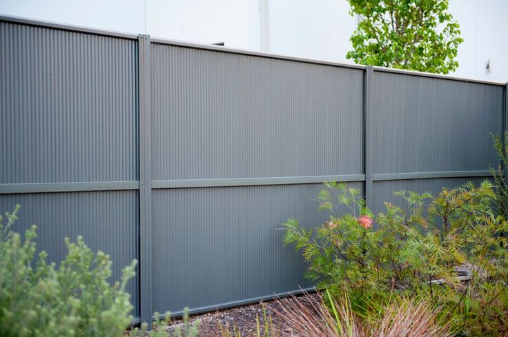 02. Colorbond® or Equivalent | All Hills Fencing