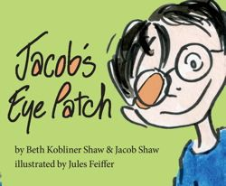 """""""This funny, spirited story—written by bestselling author of Get a Financial Life Beth Kobliner Shaw with her son Jacob, and illustrated by award-winning picture book artist Jules Feiffer—encourages young readers to embrace the thing that makes them unique..."""""""