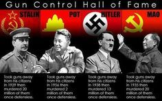 Gun Control Dictators – Tyrants Who Banned Firearms Before Slaughtering The People - DCClothesline