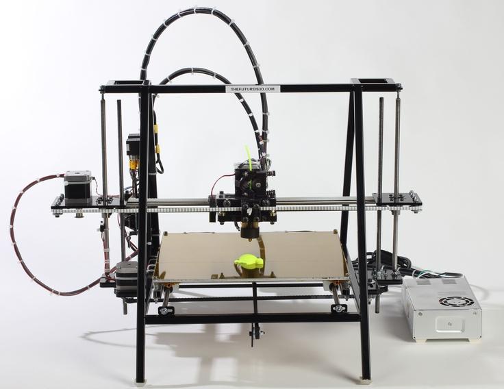 3d printer Glacier Steel
