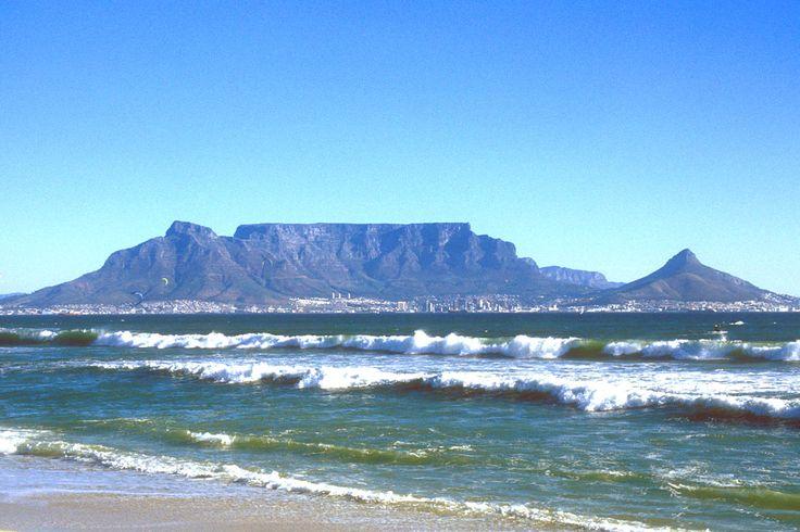 Bloubergstrand, Kaapstad