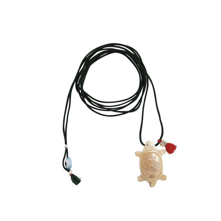 No.71 Turtle Necklace - Lighten Up