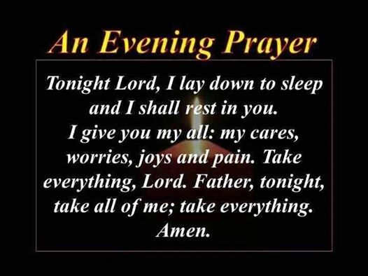 Good Night face book prayer quotes //flavourspk//fb prayer quotes ...