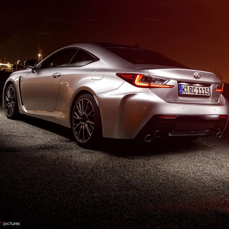 Lexus Rc F Refreshed For 2020 Adds New Track Edition For 96 650 Lexus Dream Cars Track Car