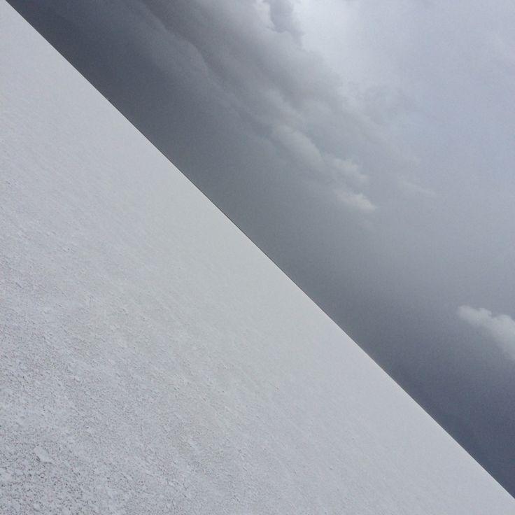 Salt lake desert, Utah