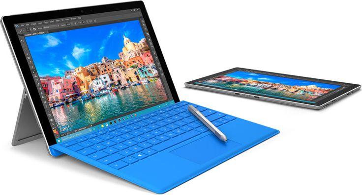 Microsoft Surface Pro 4- ElectroStudio