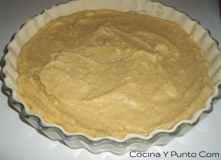 Cocina y Punto Com: Franchipán-Crema de Almendras