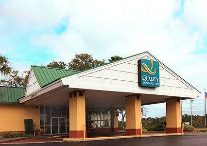 Brooksville Hotels Florida - Quality Inn & Suites-Brooksville FL Hotel