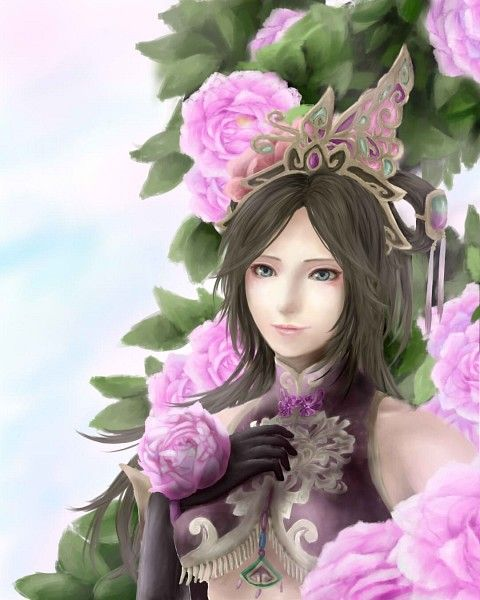 Warriors Orochi 4 Facial Expression: Nohime Ladies Of Imagination T Dynasty Warriors