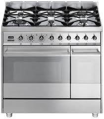 silver stove