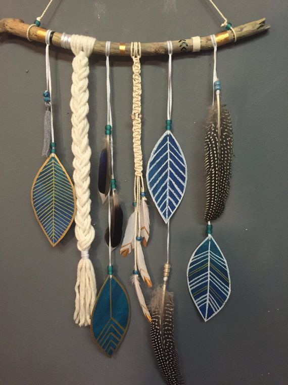 Universe Balance Wall Hanging by CosmicAmerican on Etsy #boho #bohodecor / Sacred Spaces <3