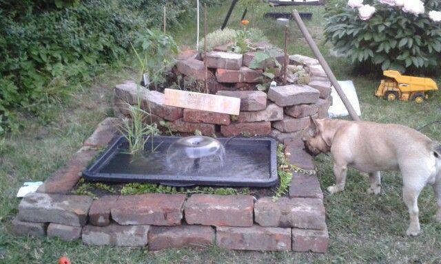 1000 ideas about kleiner gartenteich on pinterest garden ponds miniteich and ponds. Black Bedroom Furniture Sets. Home Design Ideas