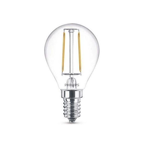 Bec LED Philips 2W E14 250LM lumina calda http://www.etbm.ro/becuri-led