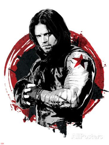 bucky barnes winter soldier Captain America civil war | Captain America: Civil…