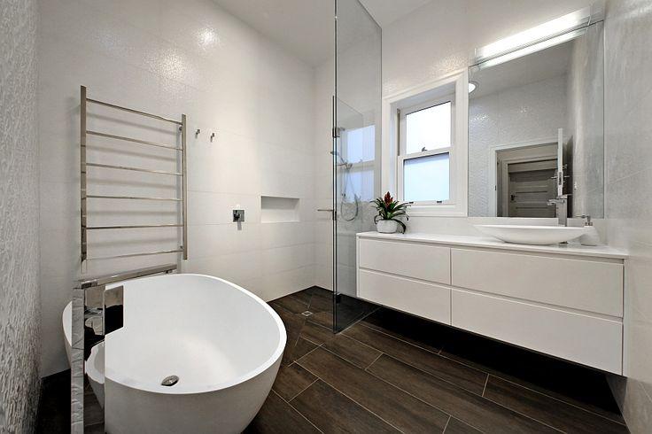 Bathroom Design- Melbourne www.logieinteriors.com.au