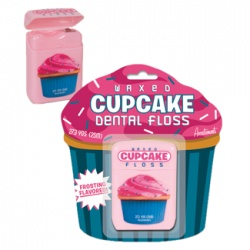 Cupcake Floss! It's frosting flavoured! $6.99: Cupcakes Dental, Dental Hygiene, Frostings Flavored, Cupcakes Flavored, Dental Floss, Flavored Floss, Cupcakes Floss, Flavored Dental, Cupcakes Rosa-Choqu