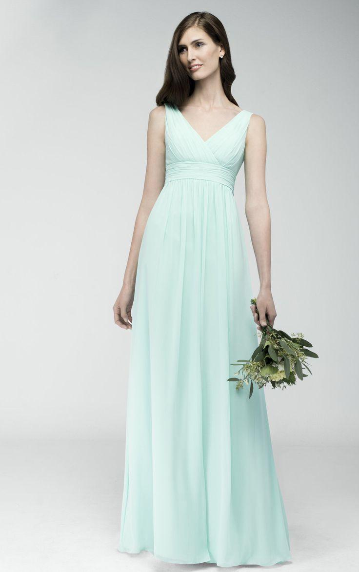 31 best bridesmaid dresses images on pinterest debenhams chiffon a line empire zipper v neck bridesmaid dresses ombrellifo Images