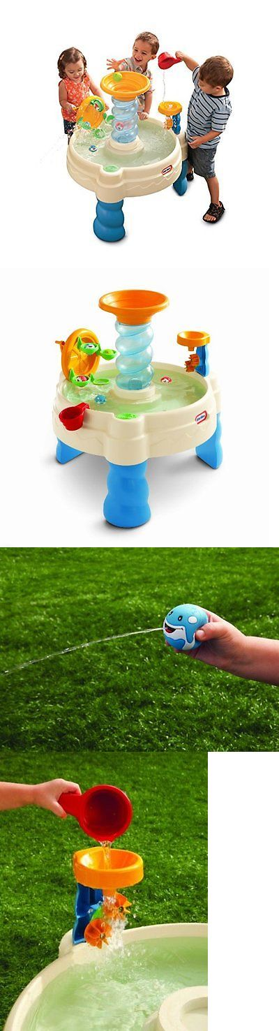 Water Toys 145993: Outside Play Set Water Activity Table Learning Fun Play For Kids Develop Skill -> BUY IT NOW ONLY: $53.69 on eBay!