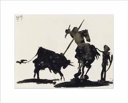 pablo picasso bull fights - Google Search