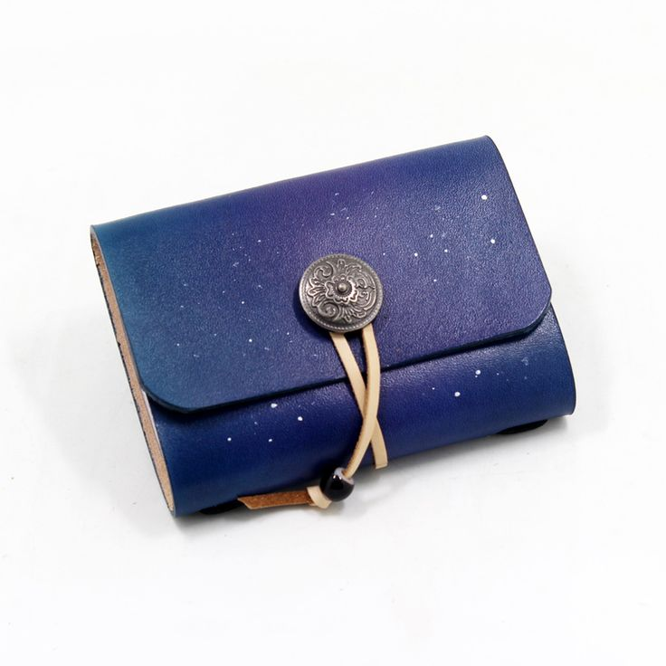 Loowey 2017 Handmade Hot Selling Unisex Top Quality Genuine Leather Credit Card Holder New Wallet For Crads Wallet Bag,gifts
