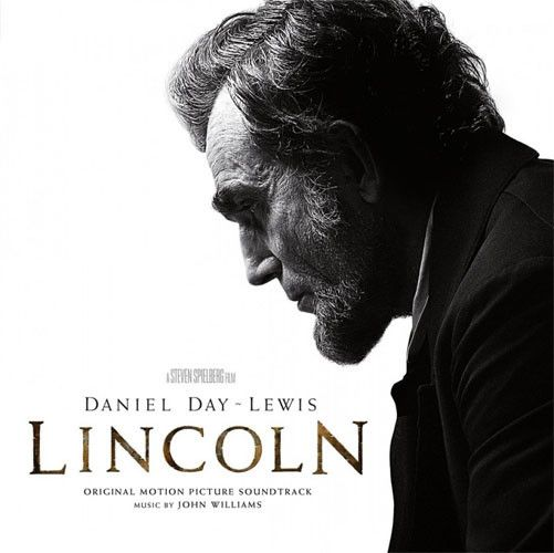 John Williams - Lincoln Soundtrack Numbered Limited Edition 180g Vinyl 2LP July 14 2017 Pre-order