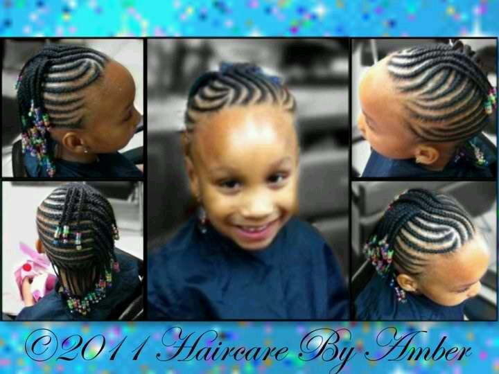 Incredible 1000 Images About Kids Braids On Pinterest Cornrows Cornrow Hairstyles For Women Draintrainus