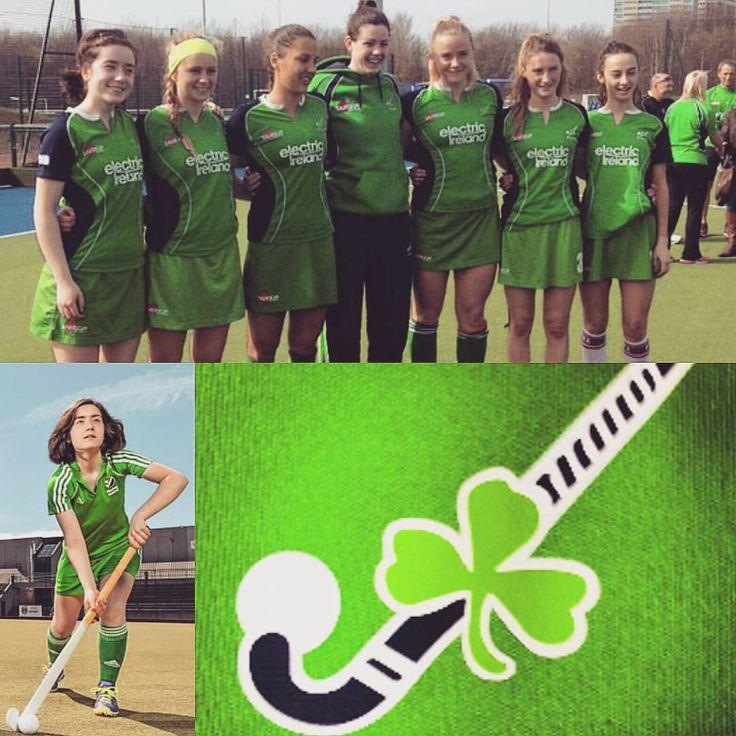 So proud of our High School girls in green - The High School Dublin #sportsstars #hsd