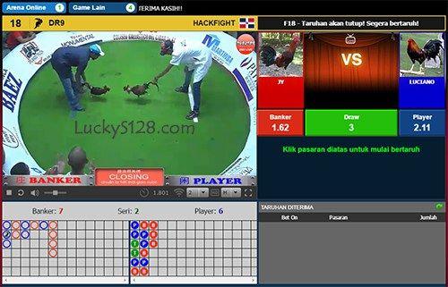Pusat Judi Online S128, S1288 Live Streaming Sabung Ayam Online