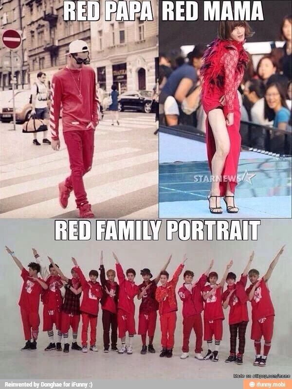 Red family XD