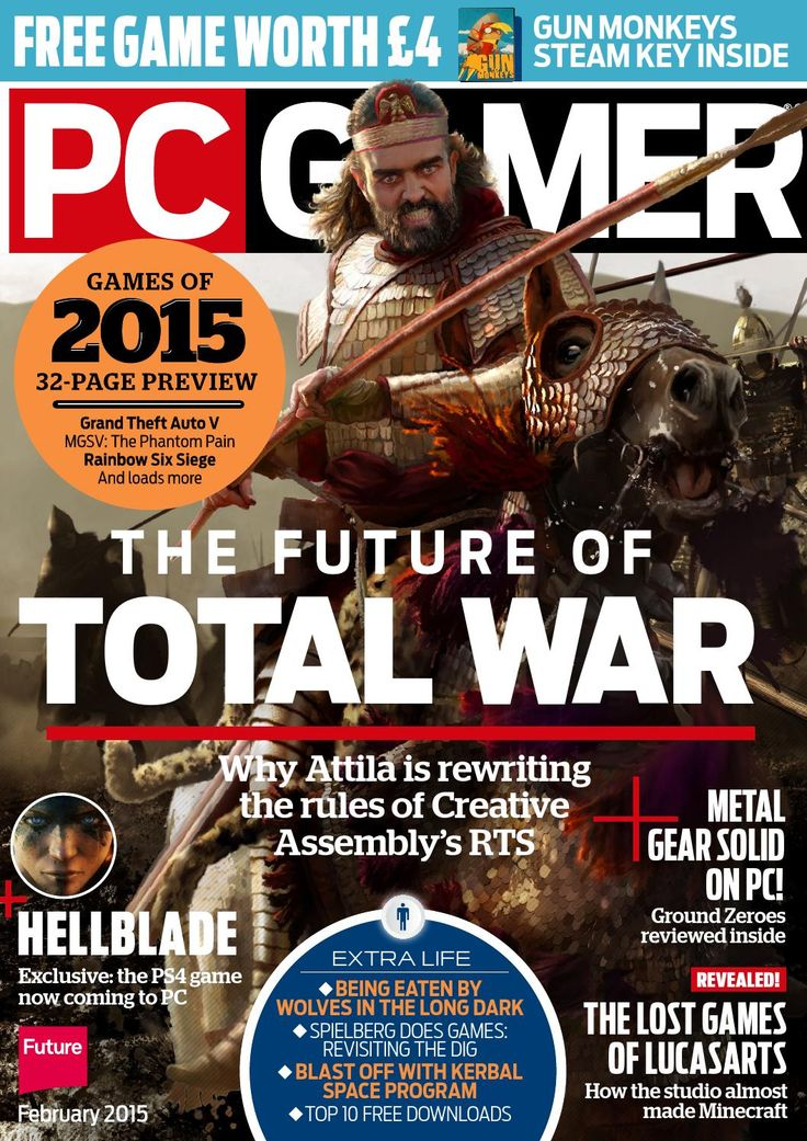 PC Gamer 275 Sampler  You can subscribe to this magazine @ www.myfavouritemagazines.co.uk