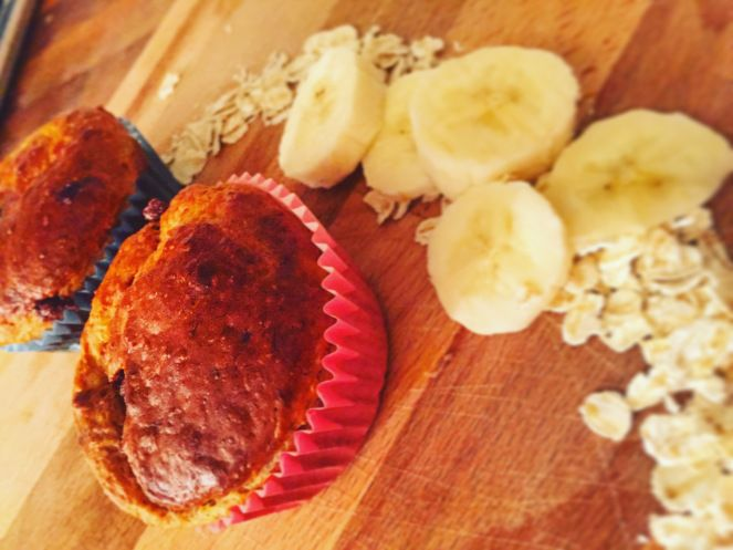 The Skinny Muffin! – the pink scoop