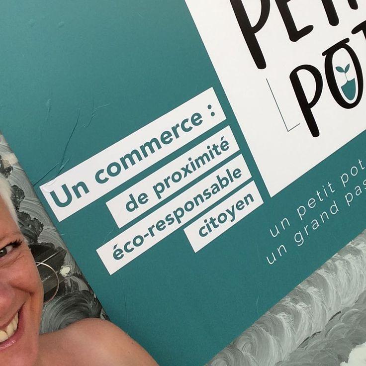 Ballade en Avignon et clin d'œil au chantier en cours @le_petit_pot_avignon #decoration #decoration #decorationinterieur #epiceriesansemballage #ktyl #posezvotredecor