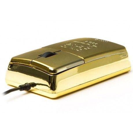 Souris de PC Lingot d'Or