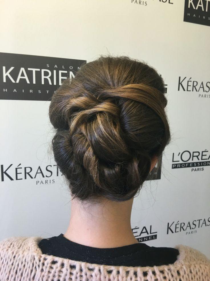 Elke vrouw, een eigen stijl!    Creatie:   Katrien De Brabander Hairstudio 'Salon Katrien'