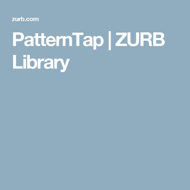 PatternTap | ZURB Library