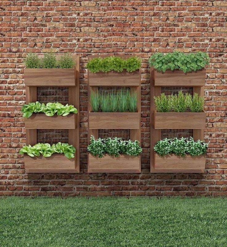 35 Advantageous Small Vegetable Garden Ideas For Your: 35 Beautiful DIY Vertical Garden In The Backyard