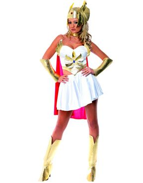 80's She-Ra Costume from He-Man