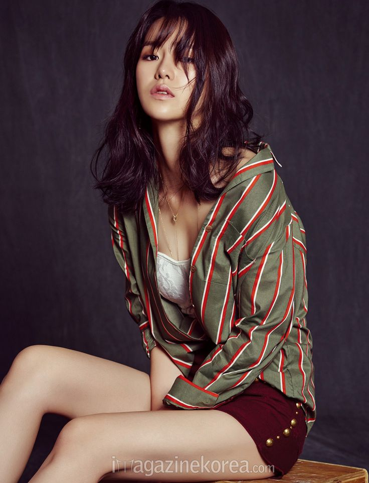 Im Ji Yeon - Esquire Magazine September Issue '15