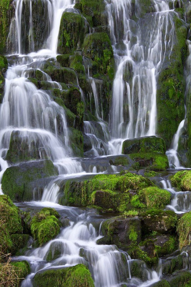 Brides Veil Waterfall, Isle of Skye